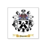 Jaqueau Square Sticker 3