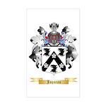 Jaqueau Sticker (Rectangle)