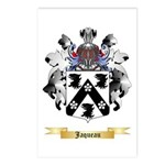 Jaqueau Postcards (Package of 8)