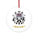 Jaqueau Ornament (Round)