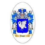 Jappe Sticker (Oval 50 pk)