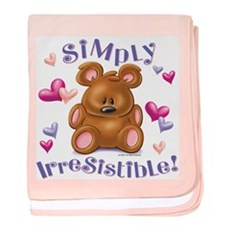 Simply Irresistible! baby blanket