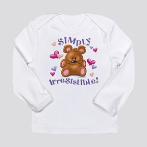 Simply Irresistible! Long Sleeve Infant T-Shirt