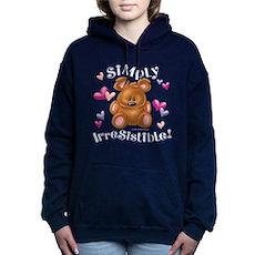 Simply Irresistible! Women's Hooded Sweatshirt