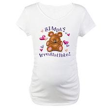 Simply Irresistible! Maternity T-Shirt