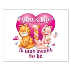You and Me Small Poster