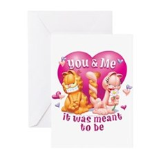 You And Me Greeting Cards