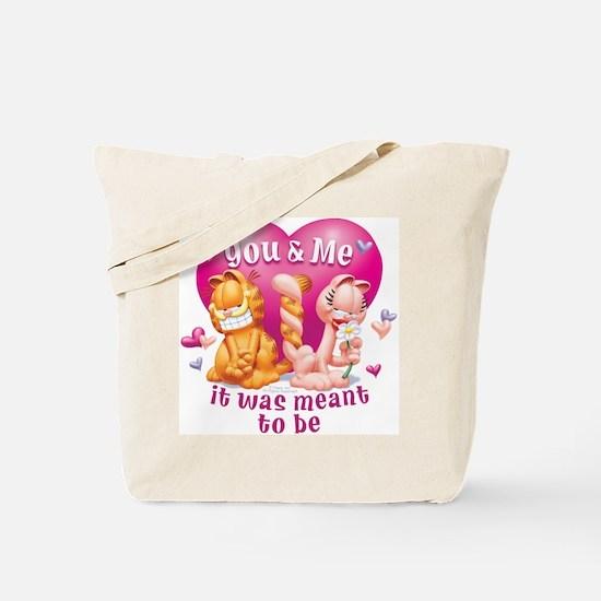 You and Me Tote Bag