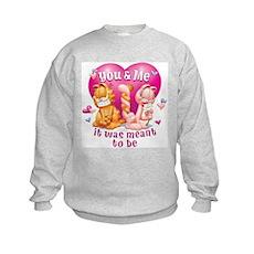 You and Me Kids Sweatshirt