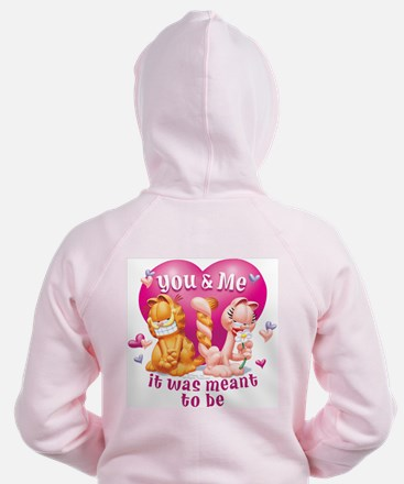 You and Me Zip Hoodie