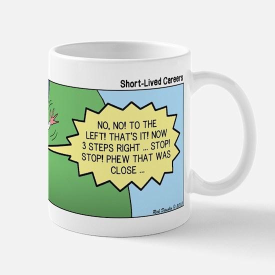 Seeing-Eye Hamster Mug