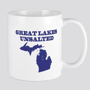 Great Lakes Unsalted Mugs