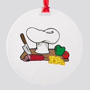 CHEFS TABLE Ornament