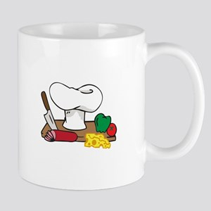 CHEFS TABLE Mugs