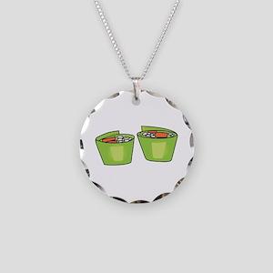 SUSHI ROLLS Necklace