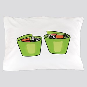 SUSHI ROLLS Pillow Case