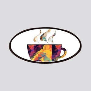 Colorful Cup of Coffee copy Patches