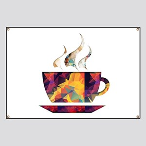 Colorful Cup of Coffee copy Banner