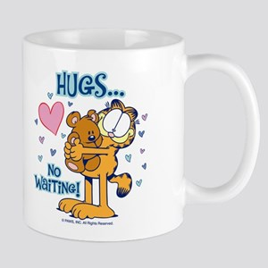 Hugs...No Waiting! Mug