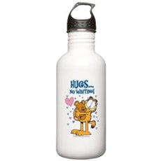 Hugs...No Waiting! Stainless Water Bottle 1.0L