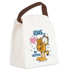 Hugs...No Waiting! Canvas Lunch Bag