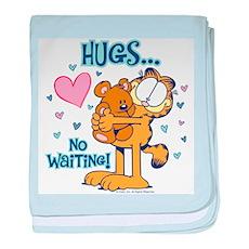 Hugs...No Waiting! baby blanket