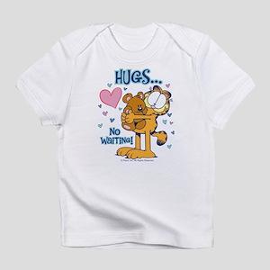 Hugs...No Waiting! Infant T-Shirt
