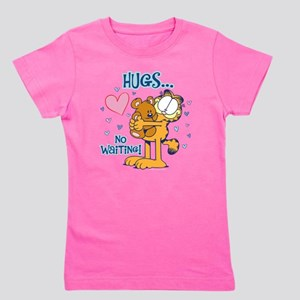 Hugs...No Waiting! Girl's Tee
