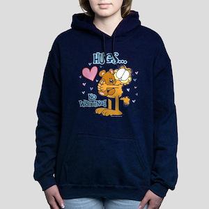 Hugs...No Waiting! Women's Hooded Sweatshirt