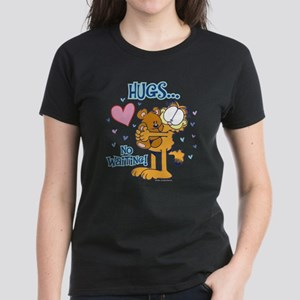 Hugs...No Waiting! Women's Dark T-Shirt