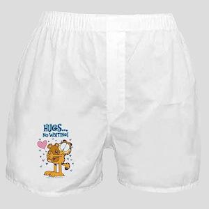 Hugs...No Waiting! Boxer Shorts