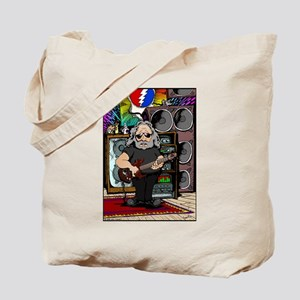 Rocking The Tiger Tote Bag