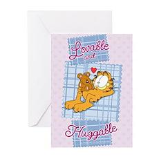 Lovable & Huggable Greeting Cards (Pk of 20)