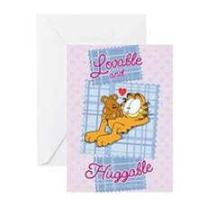 Lovable & Huggable Greeting Cards (Pk of 10)
