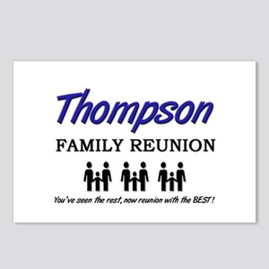 Thompson Family Reunion Postcards (Package of 8)