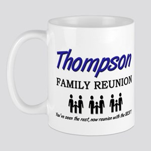 Thompson Family Reunion Mug