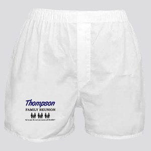 Thompson Family Reunion Boxer Shorts