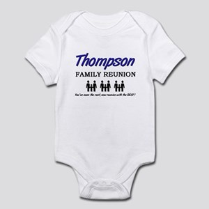 Thompson Family Reunion Infant Bodysuit