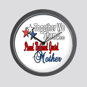 National Guard Mommy Wall Clock