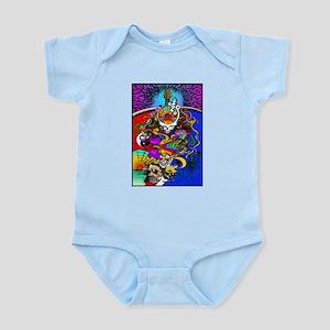 Psychedelic Doodle Infant Bodysuit