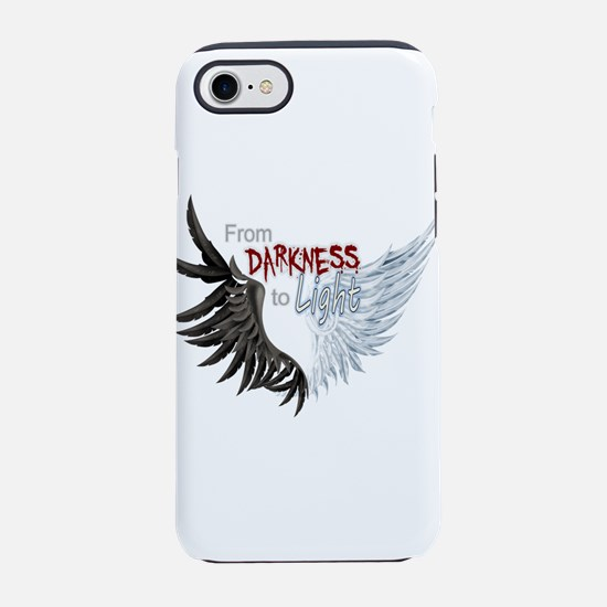 From Darkness To Light iPhone 7 Tough Case