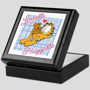 Lovable & Huggable Keepsake Box