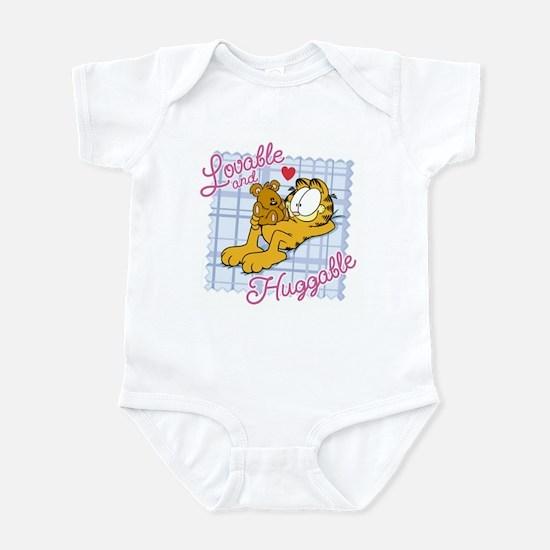 Lovable & Huggable Infant Bodysuit