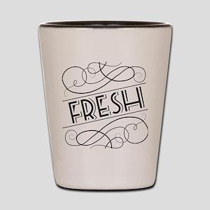 Fresh Shot Glass