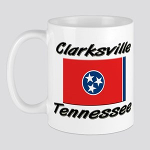 Clarksville Tennessee Mug