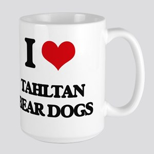 I love Tahltan Bear Dogs Mugs