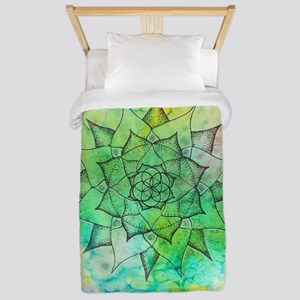 Sacred Seed Twin Duvet