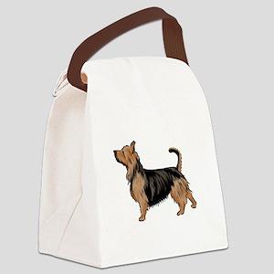 australian terrier Canvas Lunch Bag