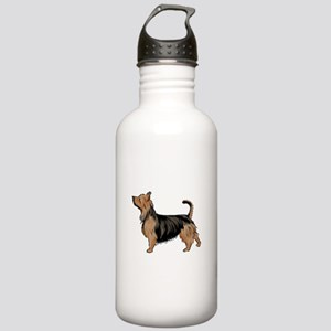 australian terrier Water Bottle