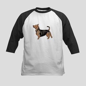 australian terrier Baseball Jersey
